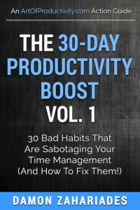 30-Day Productivity Boost For Better Time Management