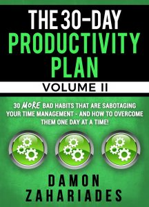 The-30-Day-Productivity-Plan---VOLUME-II-Kindle